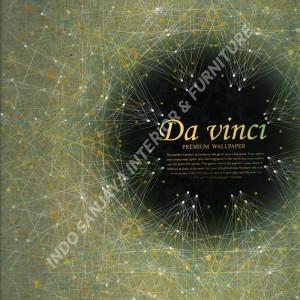 wallpaper buku DA VINCI tahun 2018