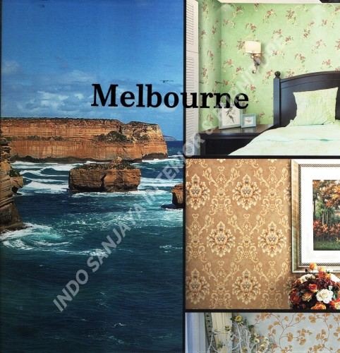 wallpaper buku MELBOURNE tahun 2018