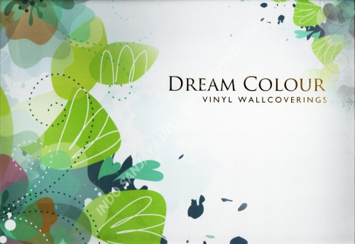 wallpaper buku DREAM COLOUR tahun 2018