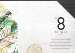 wallpaper buku THE EIGHT year 2018