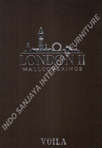 wallpaper buku LONDON II VOILA tahun 2019