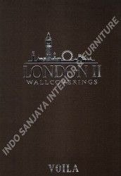 wallpaper buku LONDON II VOILA year 2019