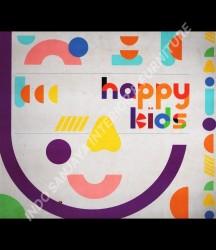 wallpaper buku Happy Kids year 2019
