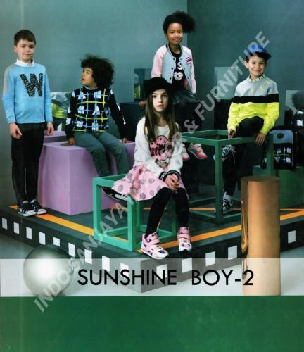 wallpaper buku SUNSHINE BOY-2 tahun 2020
