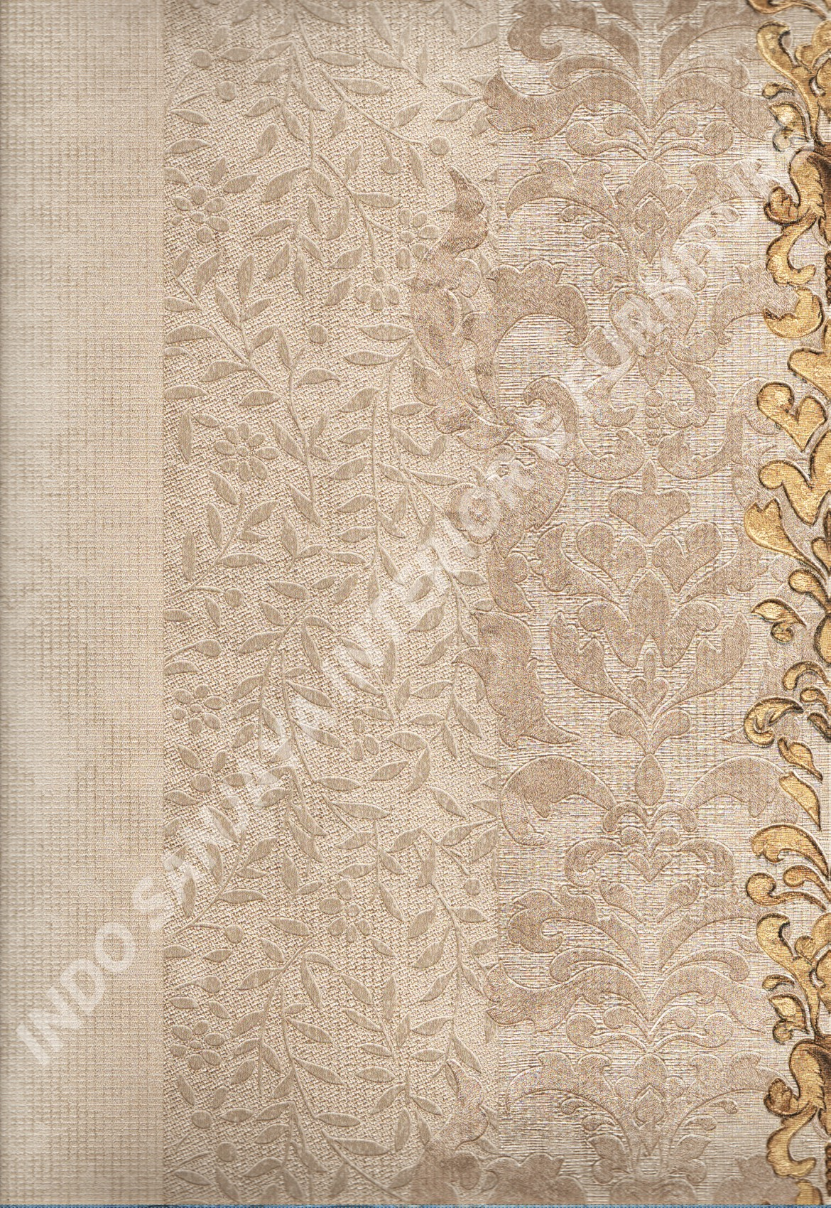 wallpaper   Wallpaper Klasik Batik (Damask) DL11902:DL11902 corak  warna