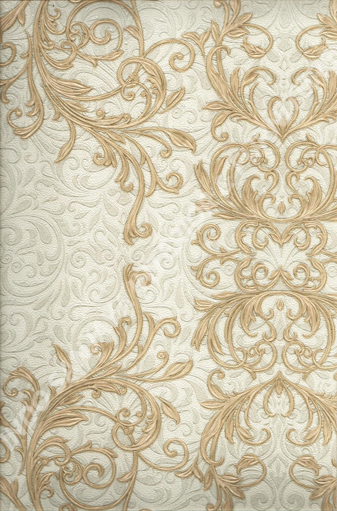 wallpaper   Wallpaper Klasik Batik (Damask) 11012:11012 corak  warna