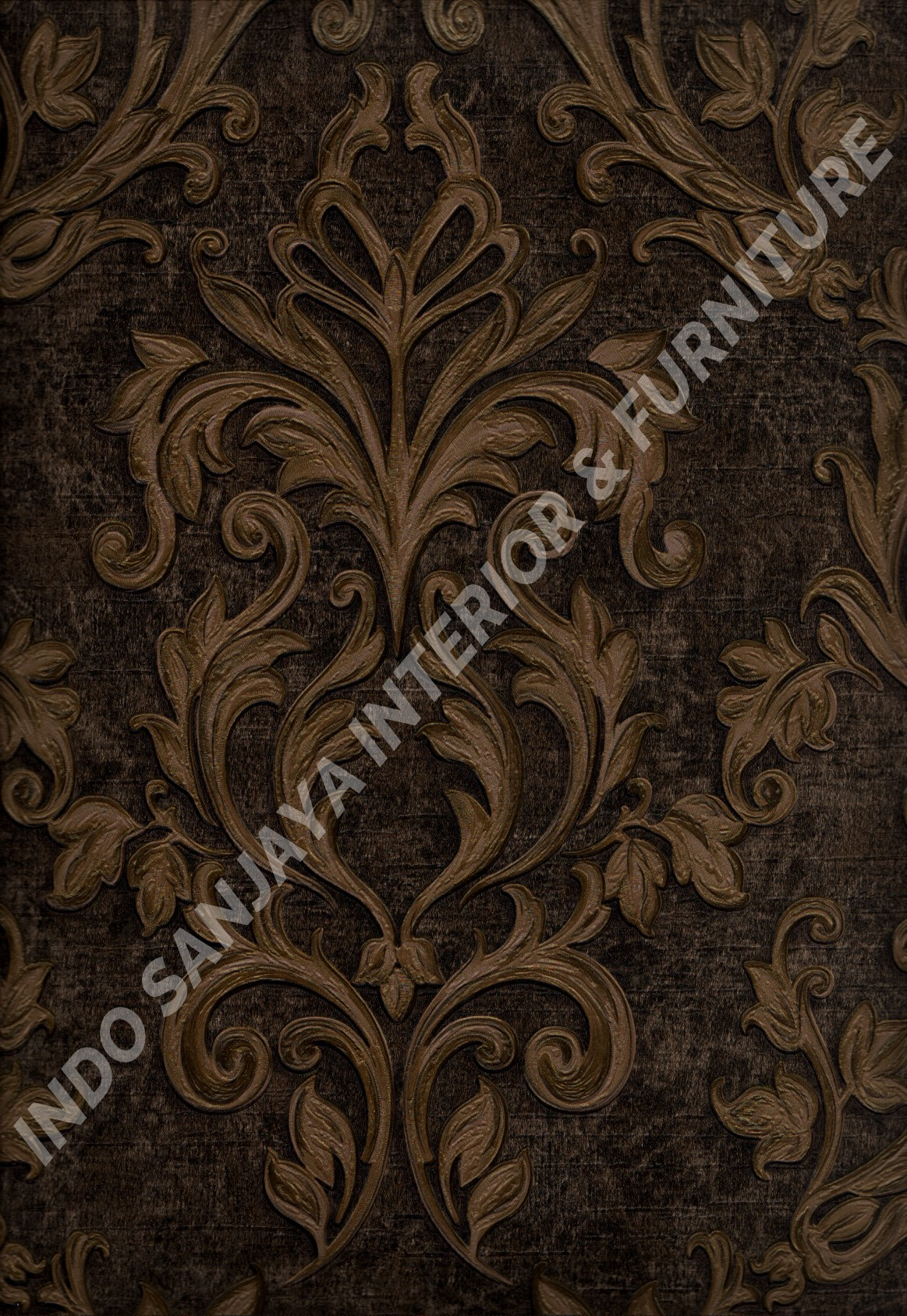 wallpaper   Wallpaper Bunga 8841:8841 corak  warna