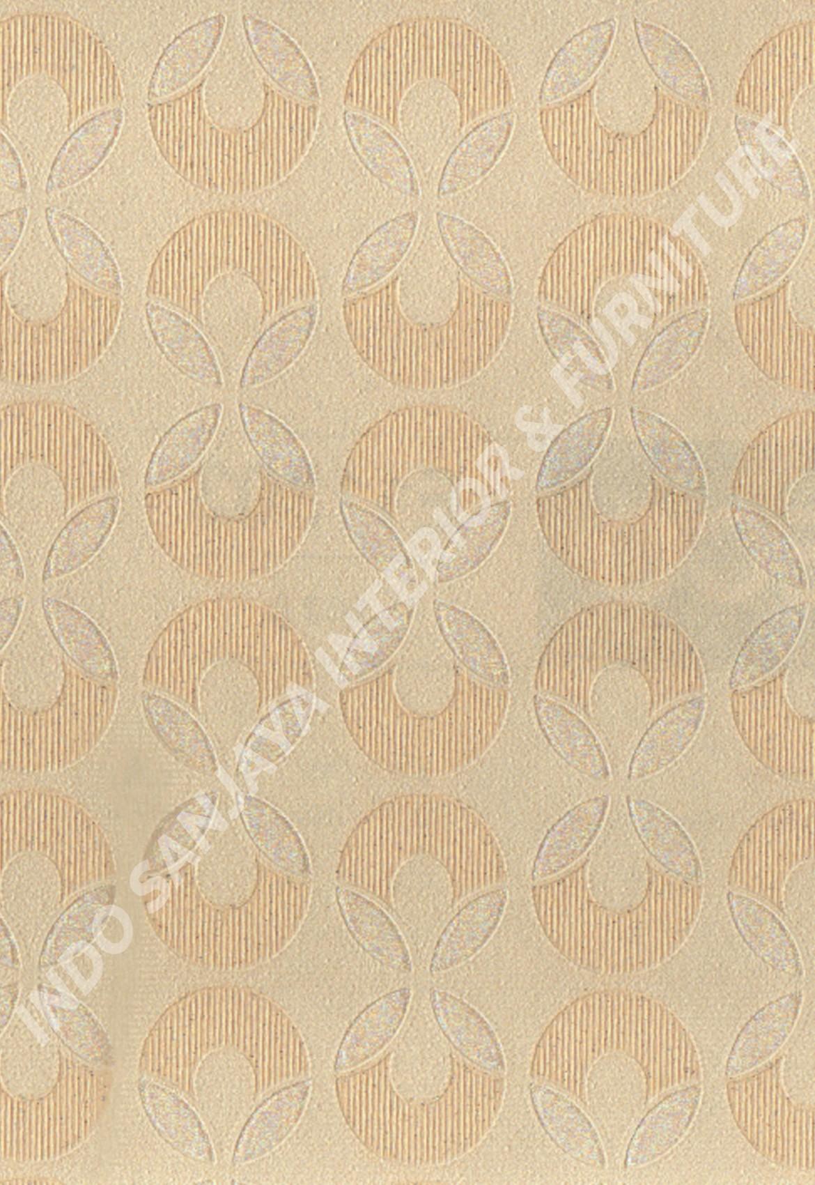 wallpaper   Wallpaper Bulat Geometri E11303:E11303 corak  warna