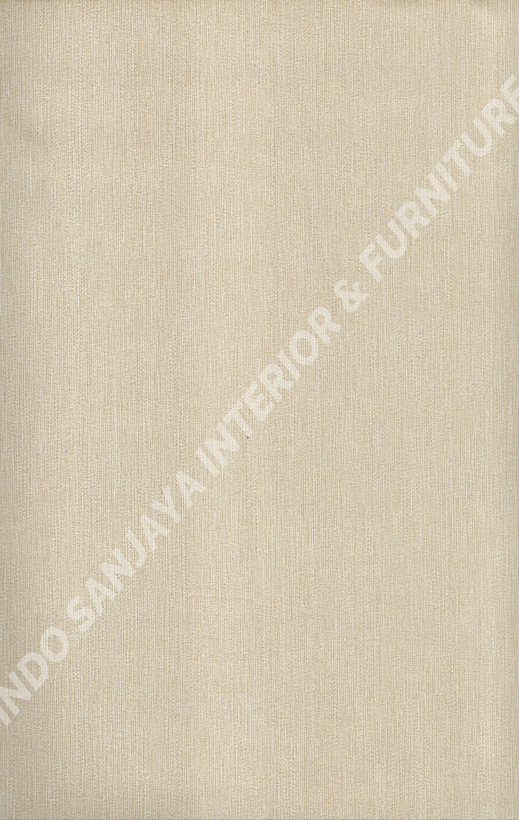 wallpaper BONITO:81084-3 corak Minimalis / Polos warna Cream ,Coklat