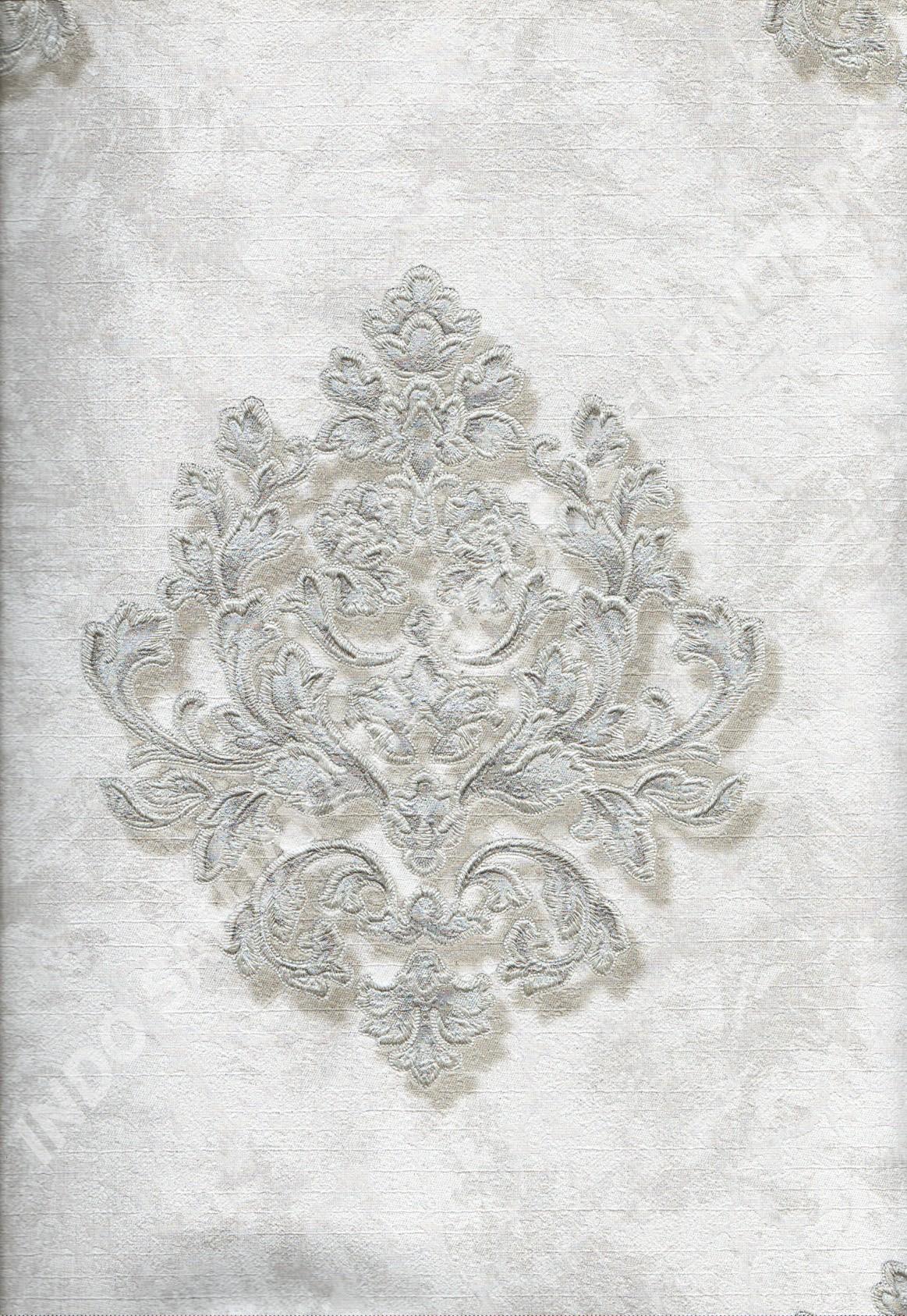 wallpaper   Wallpaper Klasik Batik (Damask) 81083-1:81083-1 corak  warna
