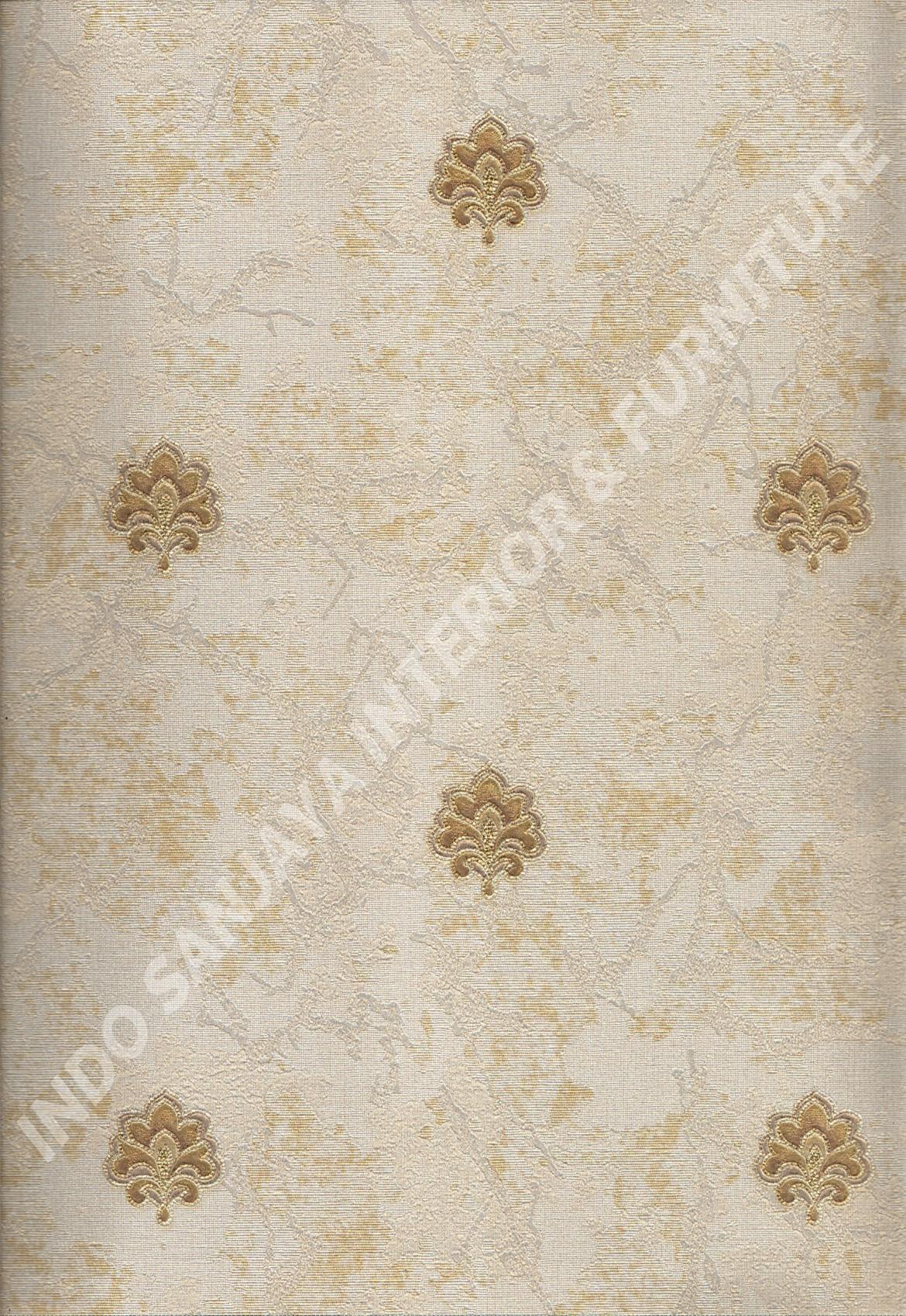wallpaper   Wallpaper Klasik Batik (Damask) 81125-3:81125-3 corak  warna
