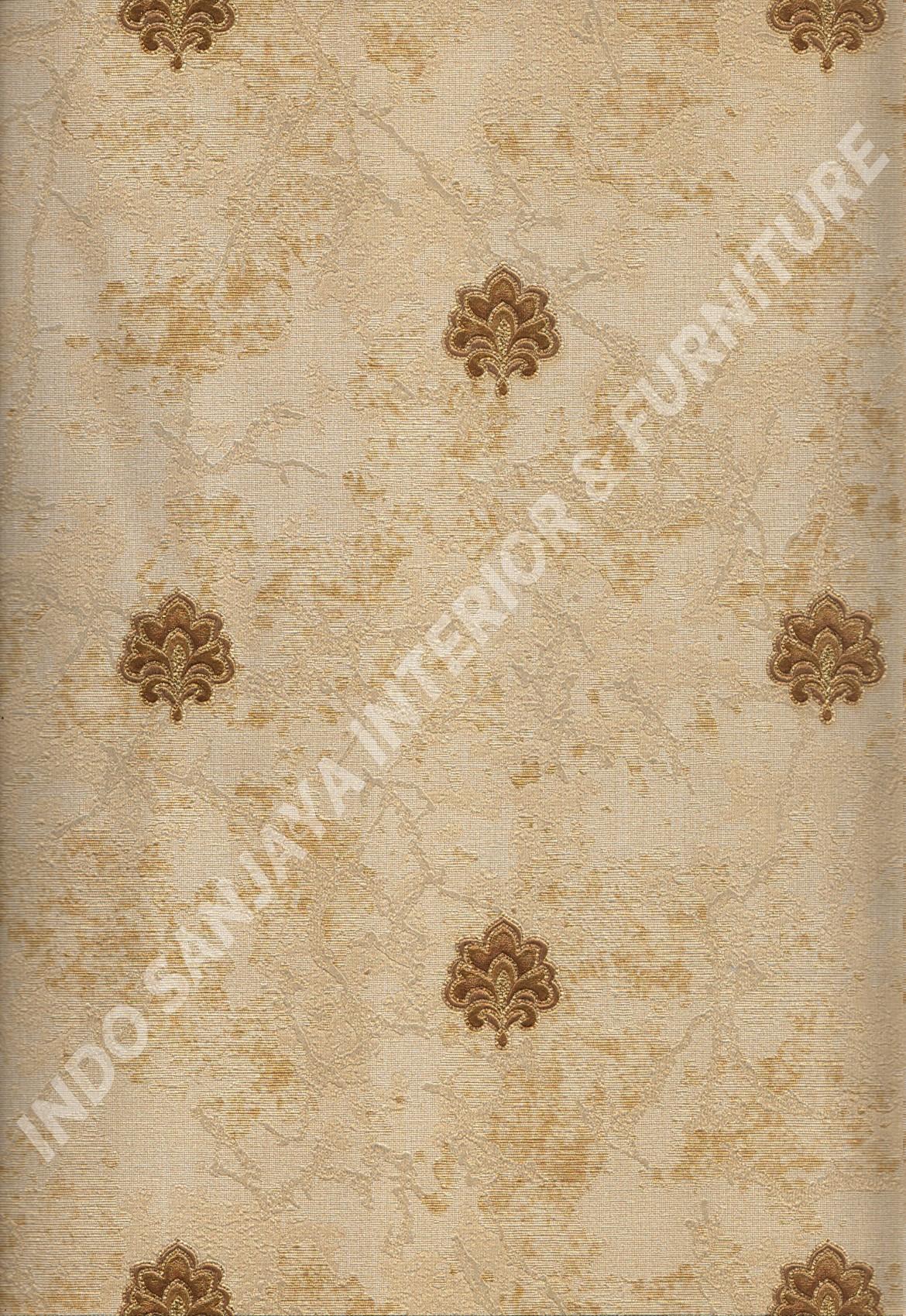 wallpaper   Wallpaper Klasik Batik (Damask) 81125-6:81125-6 corak  warna