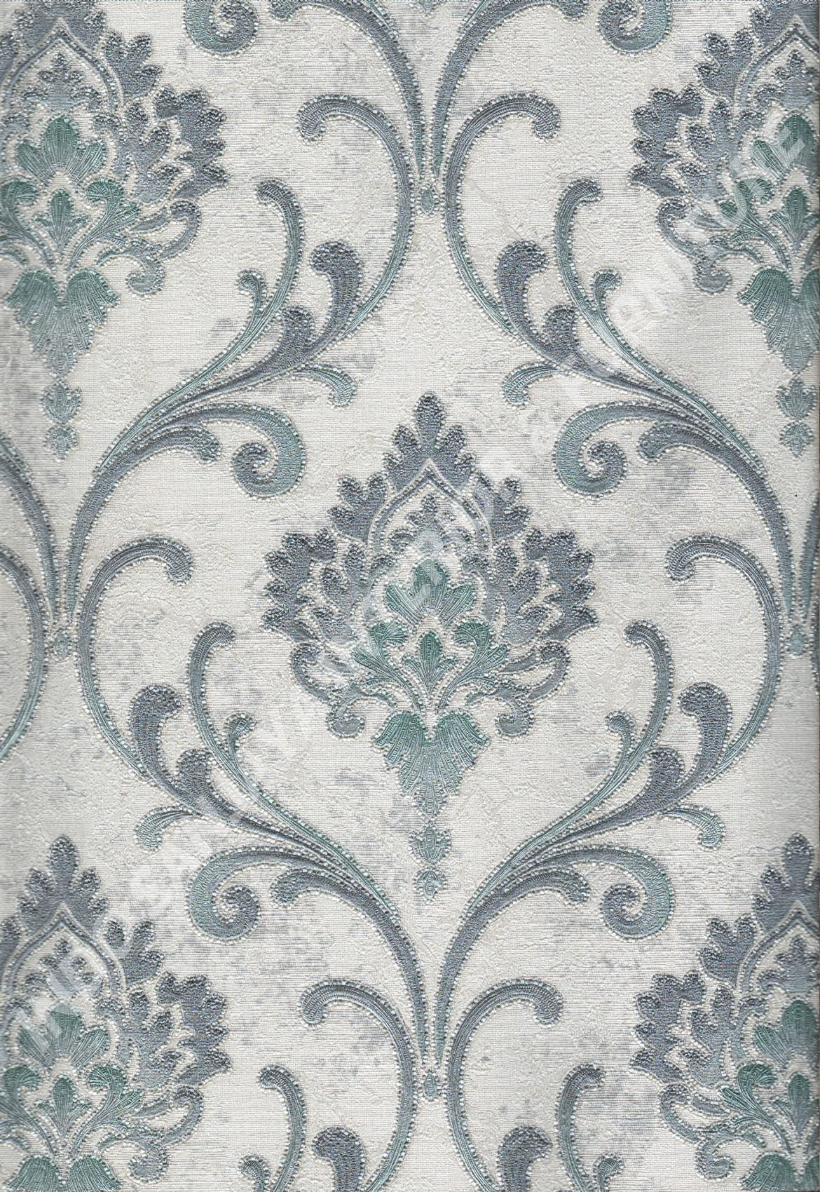 wallpaper   Wallpaper Klasik Batik (Damask) 81127-4:81127-4 corak  warna