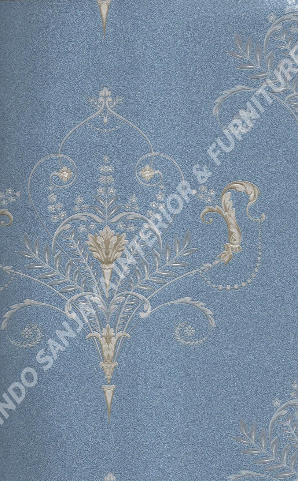 wallpaper   Wallpaper Klasik Batik (Damask) 83128-3:83128-3 corak  warna