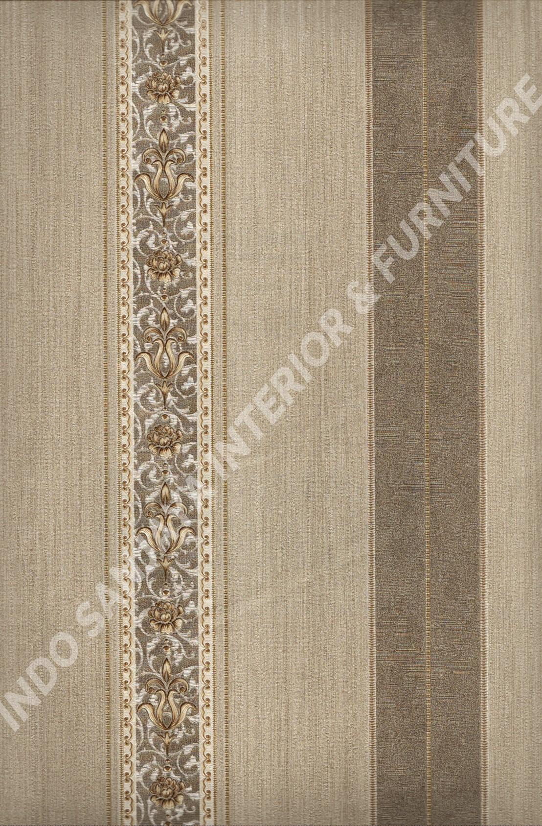 wallpaper   Wallpaper Klasik Batik (Damask) YG80205:YG80205 corak  warna