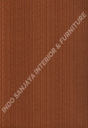 wallpaper SELECTION:10042-5 corak Garis,Minimalis / Polos warna Coklat
