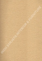 wallpaper RENALDO:WA10802 corak Minimalis / Polos warna Cream,Coklat