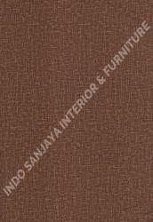 wallpaper RENALDO:WA10407 corak Minimalis / Polos warna Coklat
