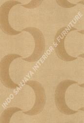 wallpaper RENALDO:RU15403 corak Minimalis / Polos,Modern / 3D warna Cream,Coklat