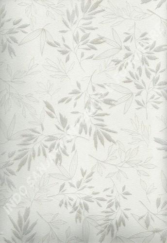 wallpaper   Wallpaper Daun Daunan 88230-1:88230-1 corak  warna