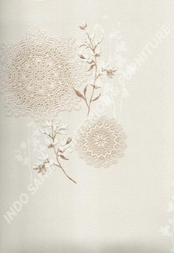 wallpaper   Wallpaper Bunga 88228-2:88228-2 corak  warna