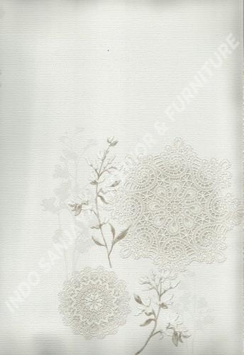 wallpaper   Wallpaper Bunga 88228-1:88228-1 corak  warna