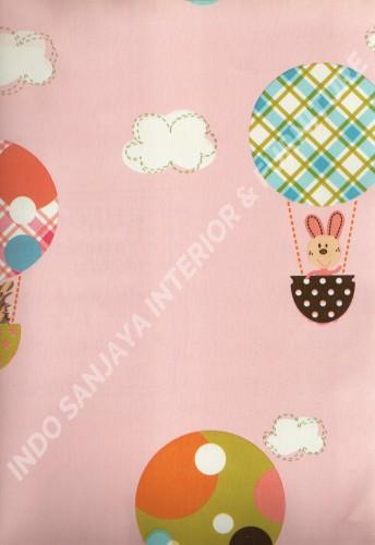 wallpaper   Wallpaper Anak LG580202:LG580202 corak  warna