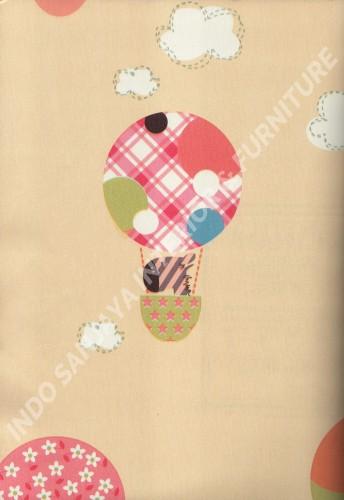 wallpaper   Wallpaper Anak LG580201:LG580201 corak  warna