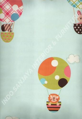 wallpaper   Wallpaper Anak LG580203:LG580203 corak  warna
