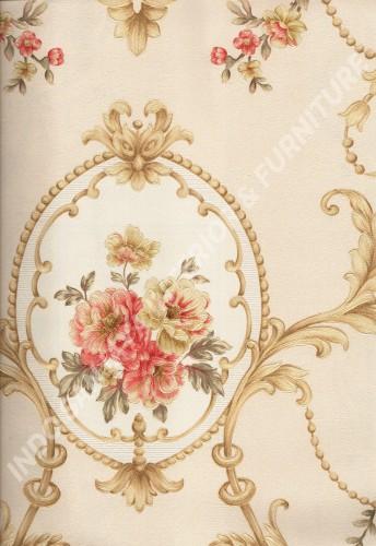 wallpaper   Wallpaper Bunga LG581101:LG581101 corak  warna
