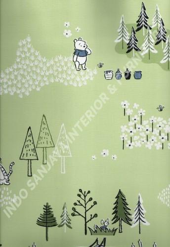 wallpaper   Wallpaper Anak D5122-1:D5122-1 corak  warna