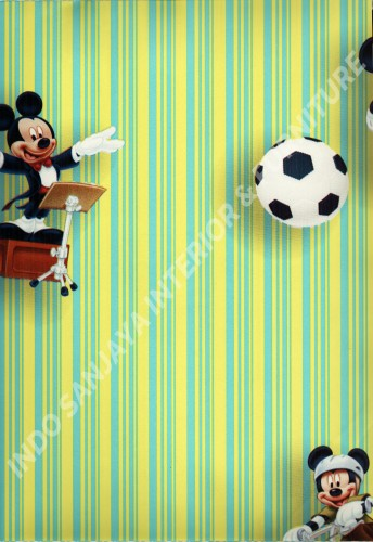 wallpaper   Wallpaper Anak 4402-2:4402-2 corak  warna