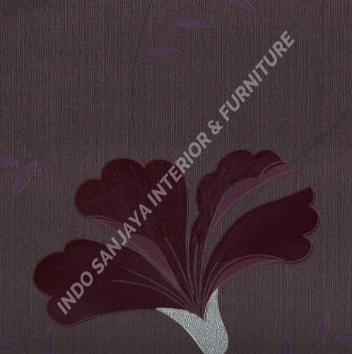 wallpaper   Wallpaper Bunga 5_RN770033:5_RN770033 corak  warna
