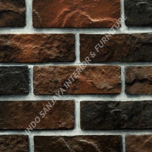 wallpaper   Wallpaper Batu-Batuan 505-4:505-4 corak  warna
