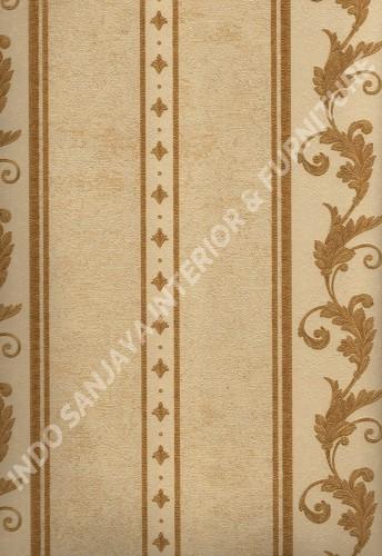 wallpaper   Wallpaper Klasik Batik (Damask) L444-14:L444-14 corak  warna