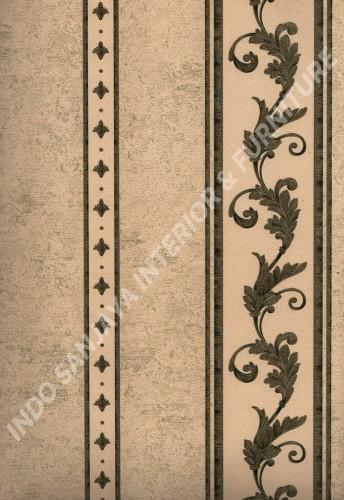 wallpaper   Wallpaper Klasik Batik (Damask) L444-18:L444-18 corak  warna