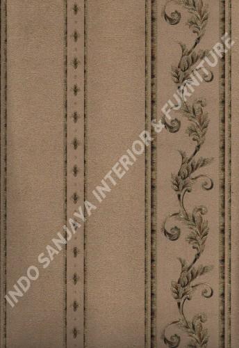 wallpaper   Wallpaper Klasik Batik (Damask) L444-20:L444-20 corak  warna