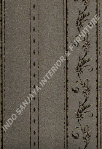 wallpaper   Wallpaper Klasik Batik (Damask) L444-22:L444-22 corak  warna