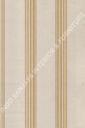 wallpaper LEVANTE:L444-68 corak Garis warna Abu-Abu,Cream