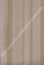 wallpaper LEVANTE:L444-74 corak Klasik / Batik (Damask) warna Abu-Abu