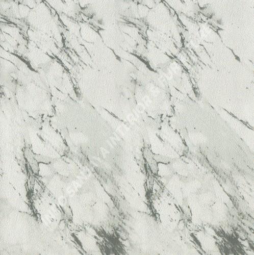 wallpaper PERFECT X:26867 corak Minimalis / Polos warna Putih ,Abu-Abu