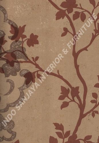 wallpaper   Wallpaper Bunga DC882852:DC882852 corak  warna