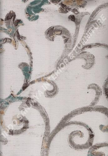wallpaper   Wallpaper Klasik Batik (Damask) DC882883:DC882883 corak  warna