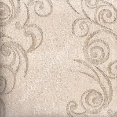 wallpaper   Wallpaper Klasik Batik (Damask) 318103:318103 corak  warna