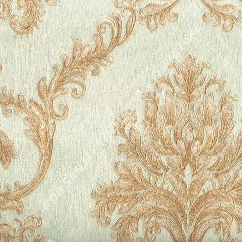 wallpaper   Wallpaper Klasik Batik (Damask) 99090406:99090406 corak  warna