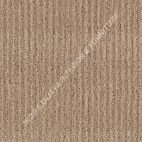 wallpaper HOME OFFICE:SHO9041 corak Minimalis / Polos warna Coklat