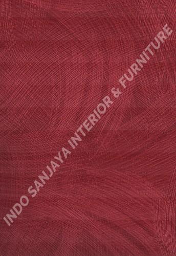 wallpaper THE EIGHT:2144-6 corak Garis warna Merah