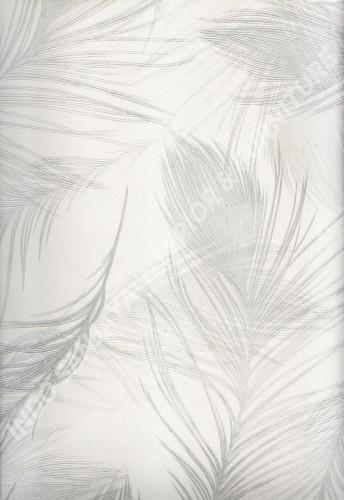 wallpaper   Wallpaper Daun Daunan 2143-1:2143-1 corak  warna