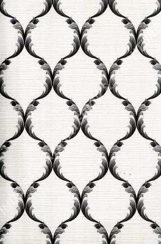 wallpaper   Wallpaper Klasik Batik (Damask) 8270-6:8270-6 corak  warna