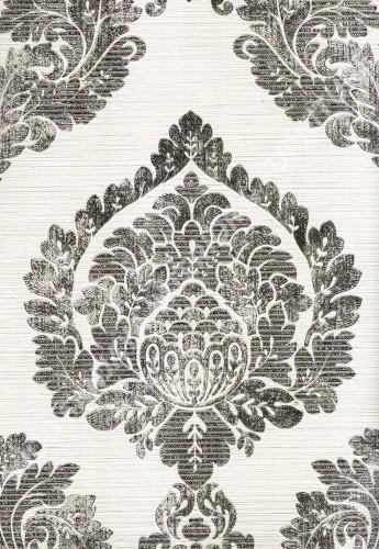 wallpaper   Wallpaper Klasik Batik (Damask) 8271-1:8271-1 corak  warna